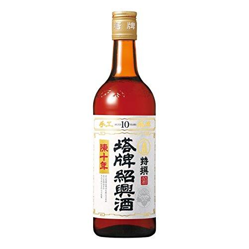 特撰紹興酒 塔牌 陳十年 600ml