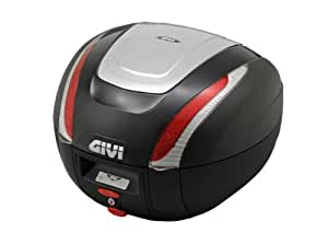 GIVI(ジビ) モノロックケース(トップケース) シルバー B33NMLG730D 75622