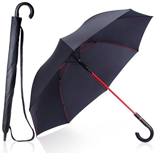 最新改良 傘 anngrowy 長傘 メンズ レディース 紳...