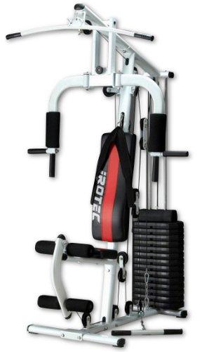 IROTEC (アイロテック) NEWマルチホームジムDX150ポンドタイプV2/ベンチプレス 筋トレ 器具 ダイエット ダンベル トレーニング