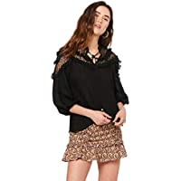 Three of Something Women's Tumbleweed Blouse