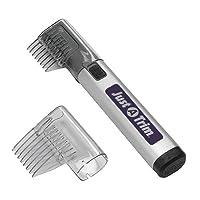 櫛でとかすように簡単調髪!簡単ヘアトリマー 電動タイプ ヘアトリマー ジャスト・ア・トリム JUST A TRIM