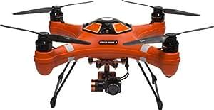 (スウェルプロ) Swellpro 防水 スプラッシュドローン3 オート 4K Hdライブビデオカメラ GPS機能搭載