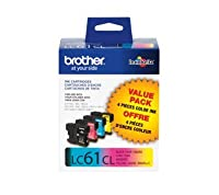 Brother LC61 Ink Cartridge ( Black,Cyan,Magenta,Yellow , ) by Brother