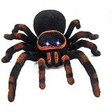 LIUFS 全体の人のおもちゃのなりすまし玩具赤外線リモコンクリエイティブ怖いおもちゃ子供 (色 : ブラック)