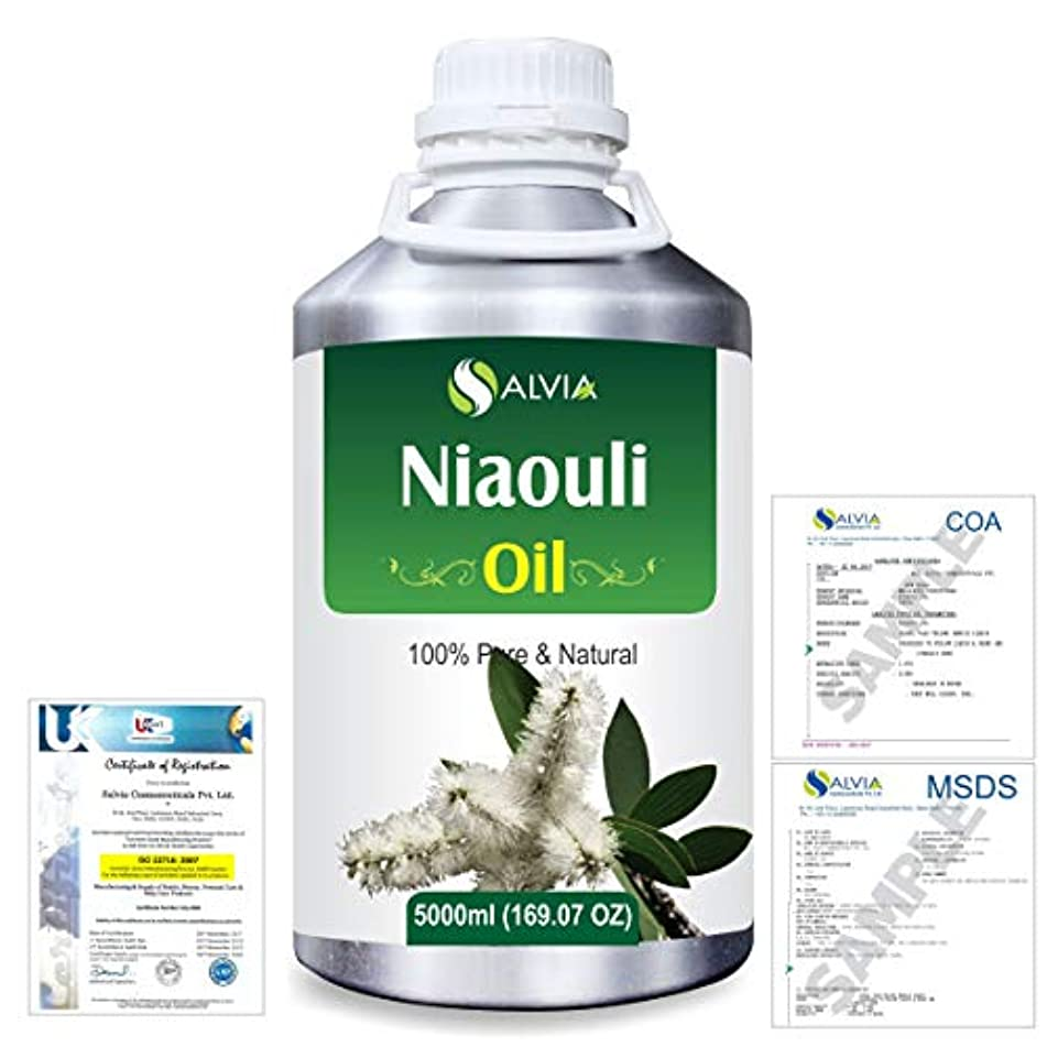 引用いう公然とNiaouli (Melaleuca Viridiflora) 100% Natural Pure Essential Oil 5000ml/169fl.oz.