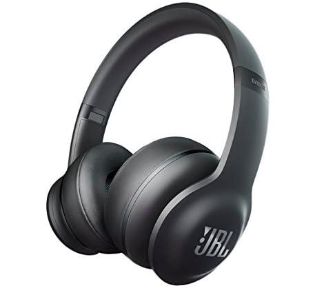 JBL【国内正規品】EVEREST ELITE 300 ワイヤレスヘッドホン Bluetooth ノイズキャンセリング 密閉ダイナミック型オンイヤー ブラック V300NXTBLKGP