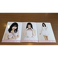 AKB48 月別 生写真 2018 August 8月 ① 3種 コンプ チーム8 人見古都音 検 握手券 六本木 エイトの日 SKE NMB HKT NGT STU
