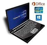 【Microsoft Office 2016搭載】【Windows10搭載】高速CPU Core i5 搭載/15.6インチ大画面/メモリー8GB/新品SSD120GB/DVDドライブ/無線LAN搭載/中古ノートパソコン