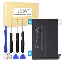 JGSY タブレットの電池バッテリー用 A1489 A1490 A1491 互換 適用される iPad mini2 交換用バッテリー[リチウム電池、3.75V、6471mAh、 ブラック] 贈り物を贈る 据え付け道具