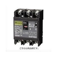 日東工業 漏電ブレーカ(協約形) GE53C3P40AF100