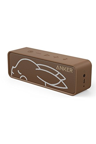 Anker SoundCore ピカチュウ ポータブル Bluetooth4.0 スピーカー 24時間連続再生可能【デュアルドライバー / ワイヤレススピーカー / 内蔵マイク搭載】