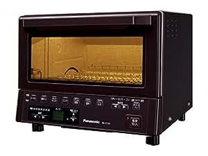 パナソニック コンパクトオーブン ブラウン NB-DT50-T