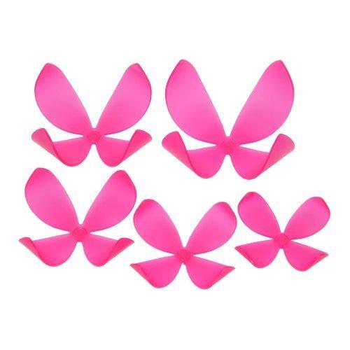 [ アンブラ ]Umbra アンブラ ウォールフラワー Wallflower 20個入 壁飾り ウォールデコレーション Pink 470040-124 ピンク [並行輸入品]