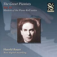 Masters of the Piano Roll-Great Painists Vol. 13