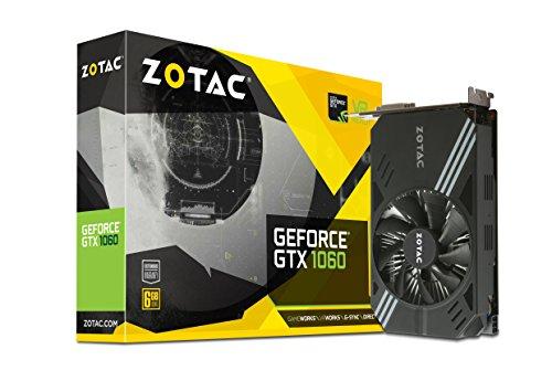(ゾタック) ZOTAC GeForce GTX 1060小型、 ZT-P10600A-10L、6GB GDDR5超小型