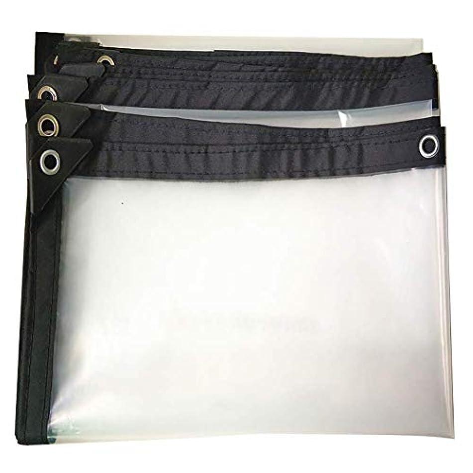 ルビーストラトフォードオンエイボン超えてYushengxiang 屋外テント厚い防水透明防水防水シート雨布テント (Color : A, サイズ : 3×6m)