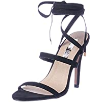 BILLINI Women's Carissa Black Suede