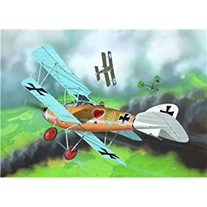 Albatros D III German BiPlane Fighter 1/72 Revell Germany by Revell [並行輸入品]