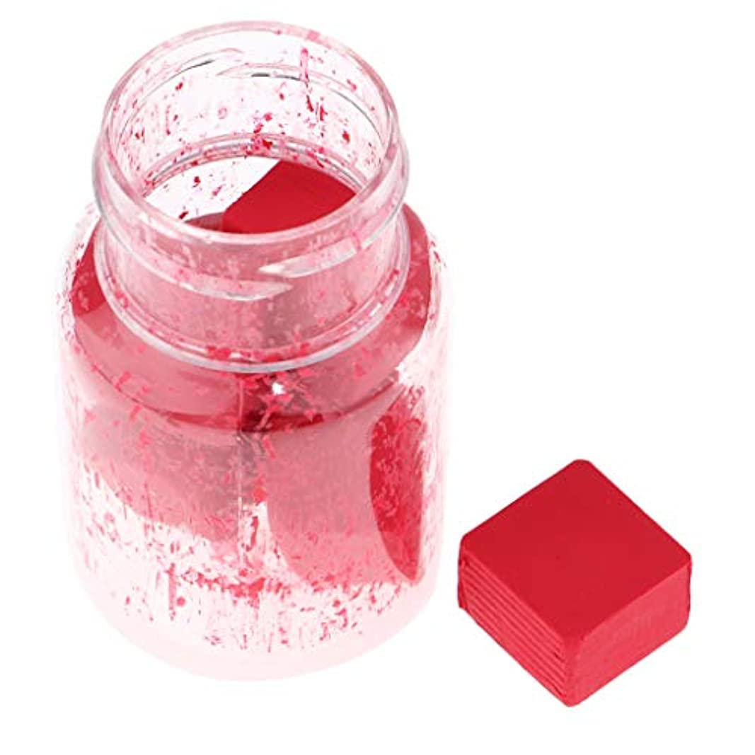 CUTICATE 口紅の原料 リップスティック顔料 DIYリップライナー DIY工芸品 9色選択でき - B