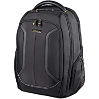Samsonite 51363 Viz Air Plus Laptop Backpack, Black, 45 Centimeters