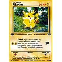 Pokemon - Pikachu (60) - Jungle