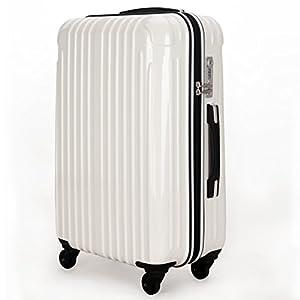 超軽量 2年保証 スーツケース TSAロック搭...の関連商品9