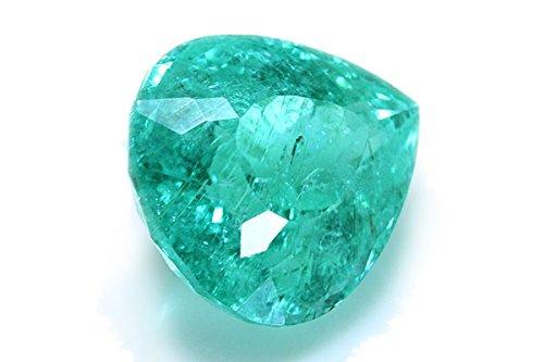 アフリカ産 大粒 パライバトルマリン 5.817カラット ルース/裸石 loose 濃厚で照りもネオンもばっちりの稀少石 /青(ブルー)/ハイクラスジュエリー・新品/届10/ラックジュエル luckjewel/80226
