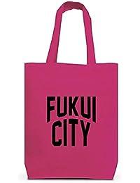 (クラブティー) ClubT FUKUI CITY(福井) 黒文字 トートバッグM