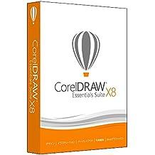 CorelDRAW Essentials Suite X8