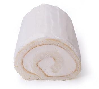 【卵アレルギー対応】純白の生ロール1本【ご注文から6日後以降順次お届け】