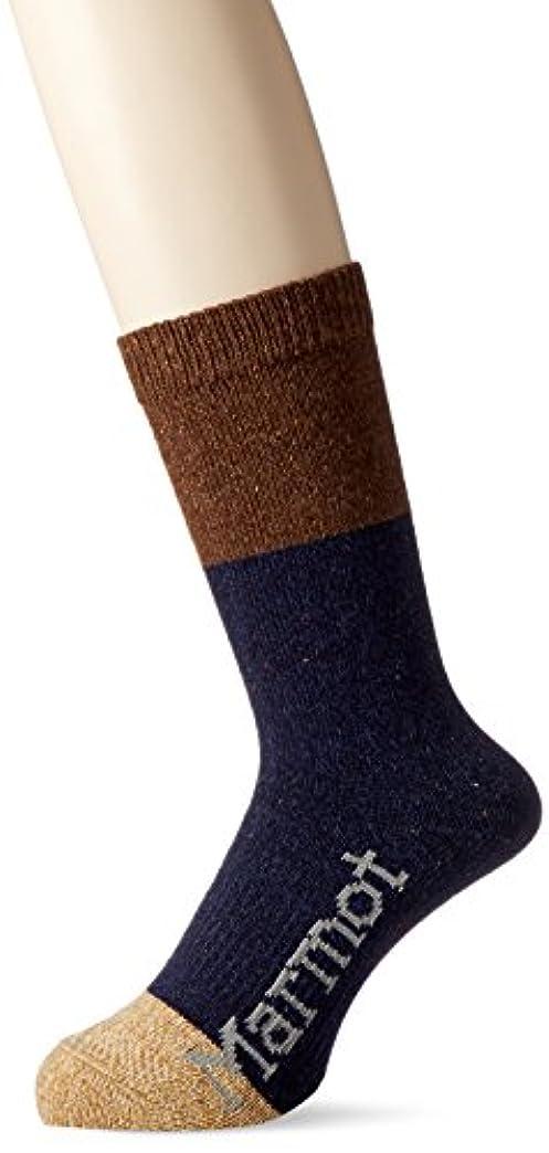 養う乳剤とまり木(マーモット)Marmot Climb® Wool Mix Socks アウトドア登山ソックス 吸放湿 保温 ウール糸使用