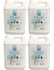 RK.ORIGINAL マッサージノイル 業務用 国産 水溶性 マッサージリキッド 5000ml (4個セット) エステ店御用達