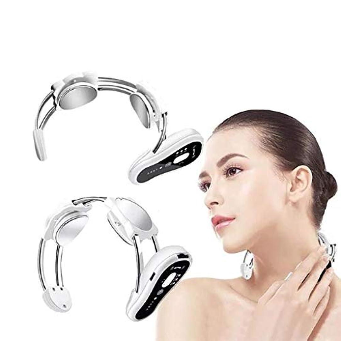 夜間起訴する作り上げる首のマッサージャー、電気首の処置の器械、頚部の刺鍼術の処置、磁気マッサージャー