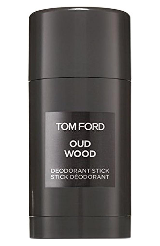 バナナカウント同級生Tom Ford Private Blend 'Oud Wood' (トムフォード プライベートブレンド オードウッド) 2.5 oz (75ml) Deodorant Stick (デオドラント スティック)