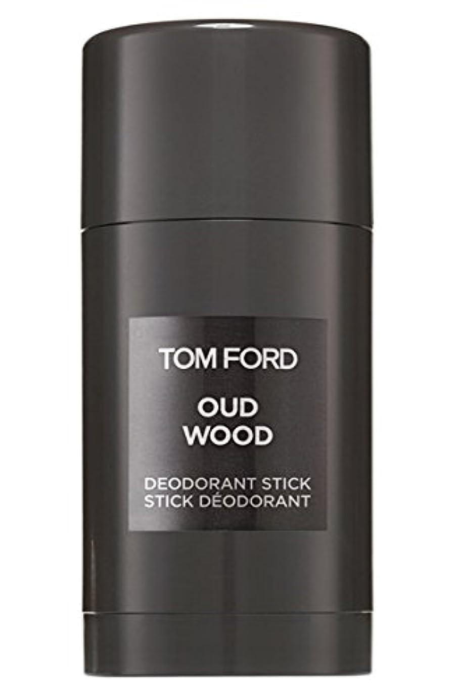 財産期限洗練Tom Ford Private Blend 'Oud Wood' (トムフォード プライベートブレンド オードウッド) 2.5 oz (75ml) Deodorant Stick (デオドラント スティック)