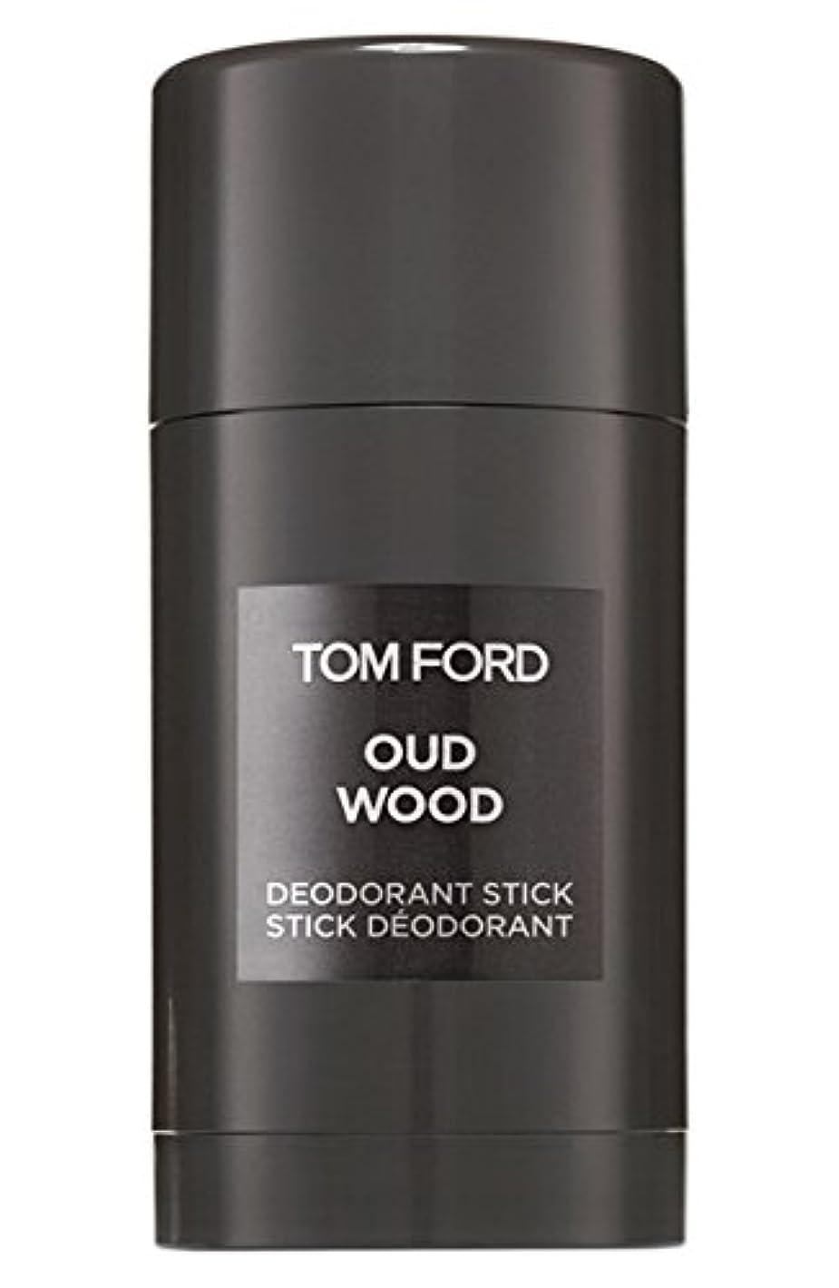 階層邪悪な先行するTom Ford Private Blend 'Oud Wood' (トムフォード プライベートブレンド オードウッド) 2.5 oz (75ml) Deodorant Stick (デオドラント スティック)