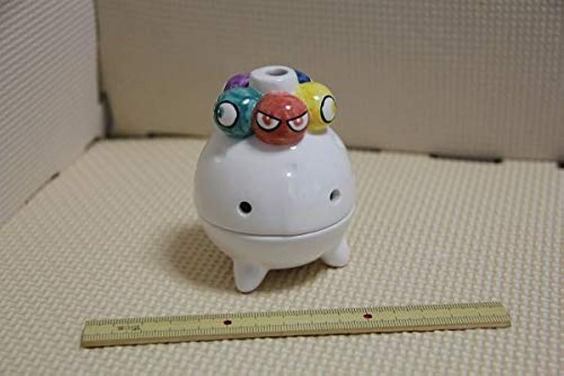 コアいう酸陶器製 ぷよ 香炉 1996 ぷよぷよ コンパイル お香 検索 ぷよぷよクエスト 香炉 フィギュア
