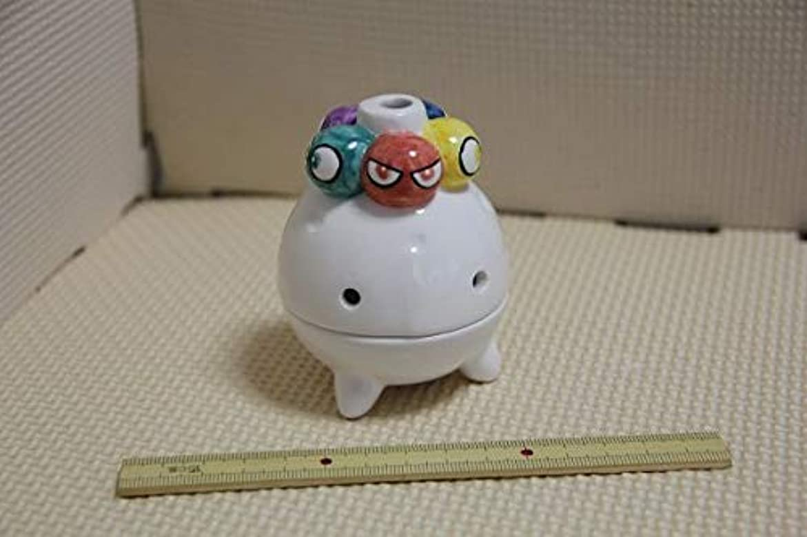 これらシールコード陶器製 ぷよ 香炉 1996 ぷよぷよ コンパイル お香 検索 ぷよぷよクエスト 香炉 フィギュア