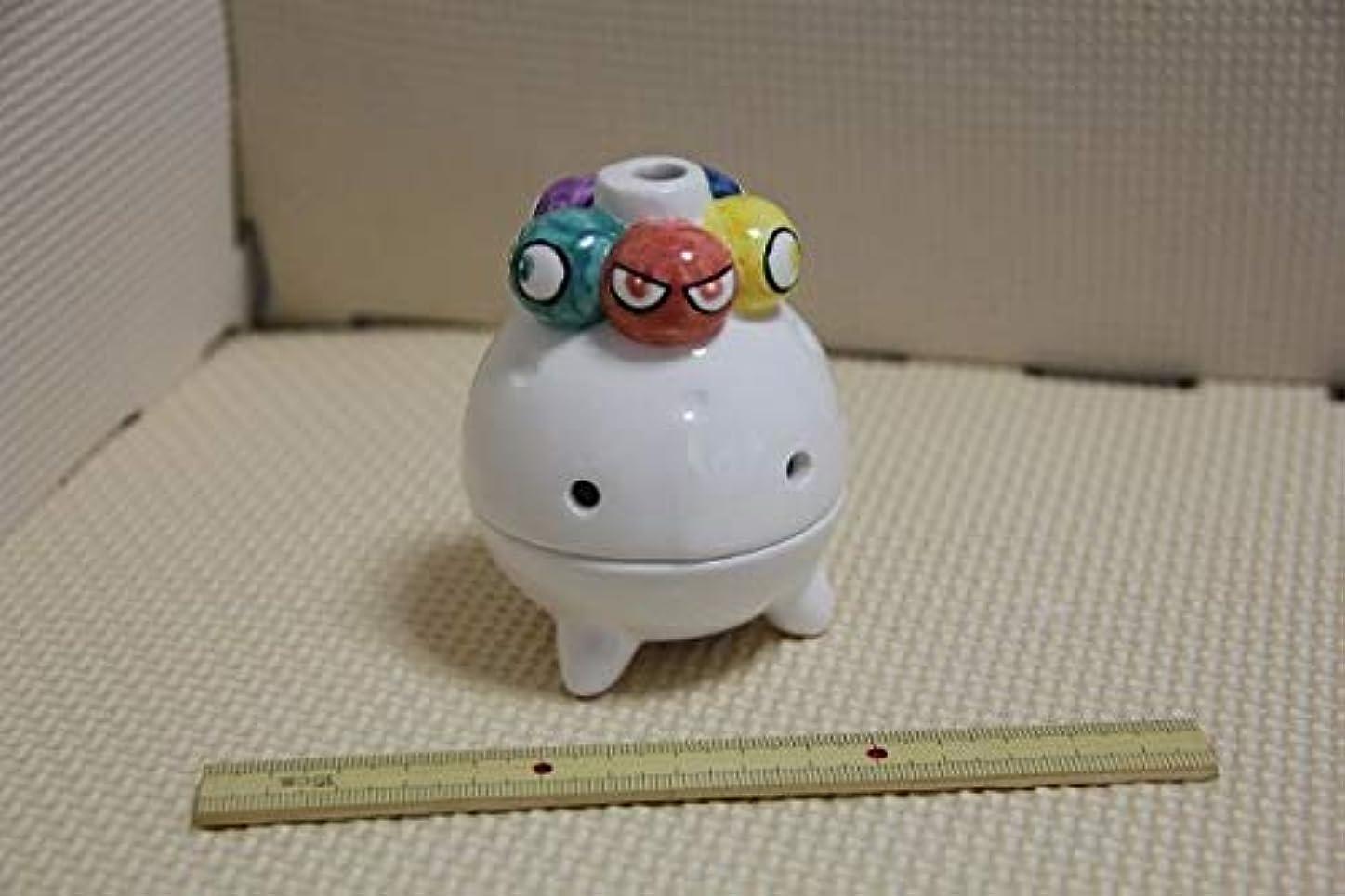 ハチギャラリー純粋な陶器製 ぷよ 香炉 1996 ぷよぷよ コンパイル お香 検索 ぷよぷよクエスト 香炉 フィギュア