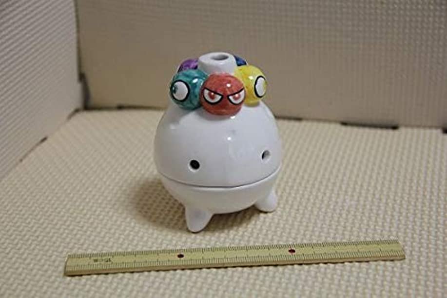 混雑気づくなる相続人陶器製 ぷよ 香炉 1996 ぷよぷよ コンパイル お香 検索 ぷよぷよクエスト 香炉 フィギュア