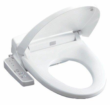 LIXIL・INAX(リクシル・イナックス) 温水洗浄暖房便座 シャワートイレシートタイプ Bシリーズ ピュアホワイト CW-B51/BW1