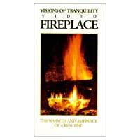 Fireplace [VHS] [並行輸入品]