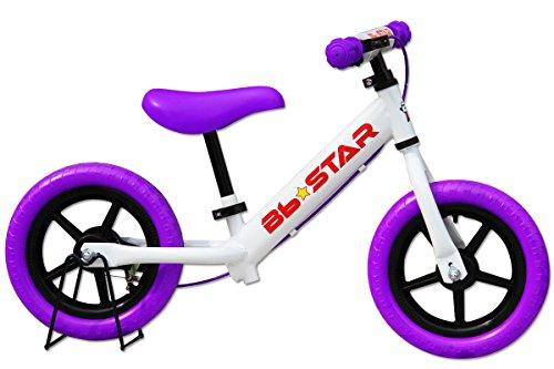 子供用自転車 バランスバイク Bb★STAR ペダルなし自転車...