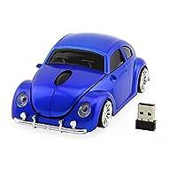 Usbkingdom 2.4G USB有線垂直人間工学光学式マウス800/1000/1200/1600dpi、6ボタンゲームマウス