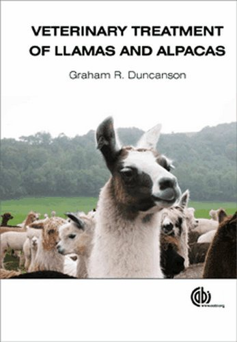 Download Veterinary Treatment of Llamas and Alpacas 1780640064