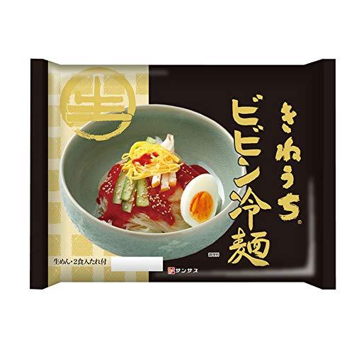 サンサス ビビン冷麺(2食入り、スープ付)10パック BIB10