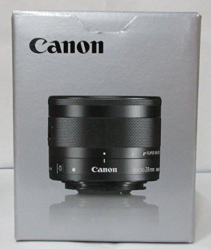 Canon マクロレンズ EF-M28mm F3.5 IS STM ミラーレス一眼対応 EF-M28/F3.5 M IS STM