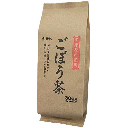 ゼンヤクノー 国産 ごぼう茶 60g(2g×30袋)