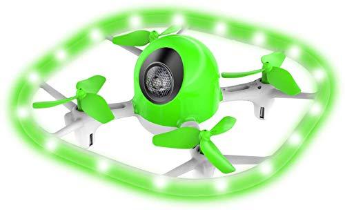 Potensic ドローン 高度保持 ヘッドレスモード 調節可能なLEDライ...